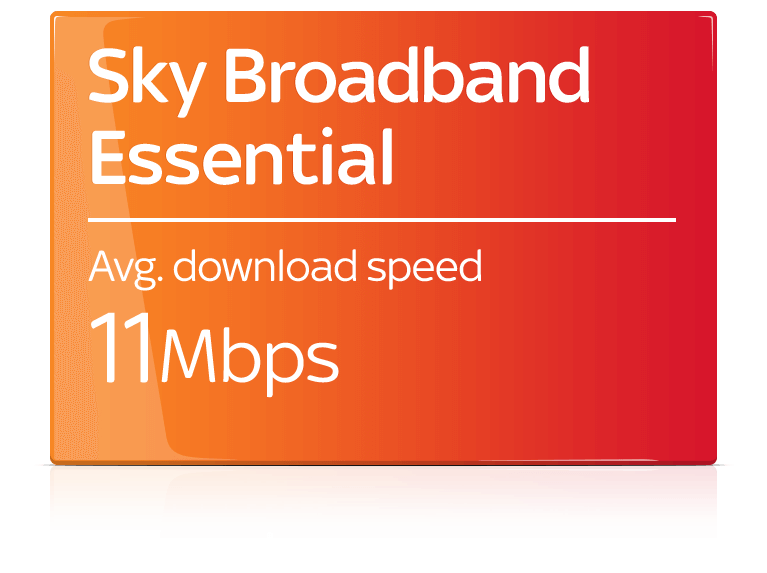 Sky Broadband Essential