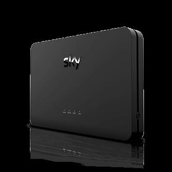 Sky Broadband Hub (Hub 4)