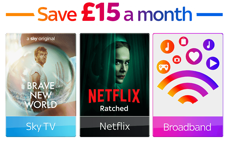 Entertainment + Broadband Offer