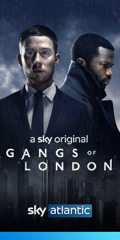 Watch Gangs of London on Sky