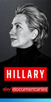 Watch Hillary on Sky