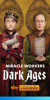 Miracle Workers: Dark Ages on Sky