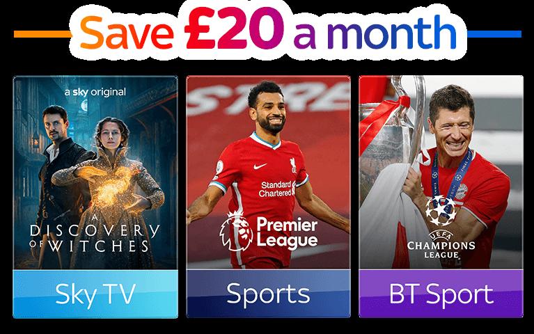 Sky TV & Sports