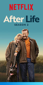Watch After Life season 2 on Netflix