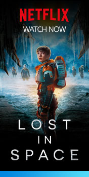 Watch Lost in Space on Netflix