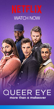 Watch Queer Eye on Netflix