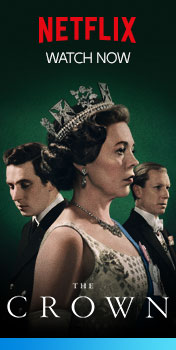 Watch The Crown on Netflix