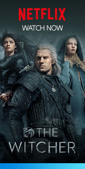 Watch The Witcher on Netflix