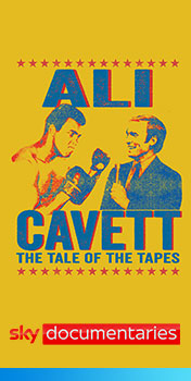 Watch Ali & Cavett: The Tale of the Tapes on Sky