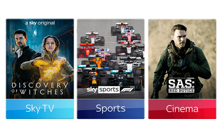 TV + Cinema+ Sports Offer