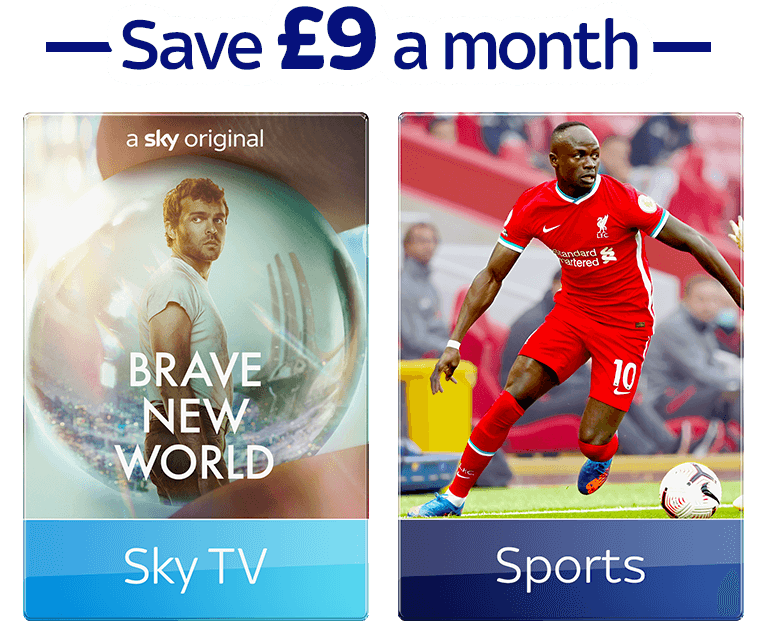 Join Sky TV with Sky Sports