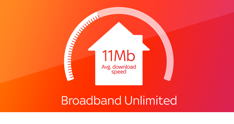 Sky Broadband Unlimited