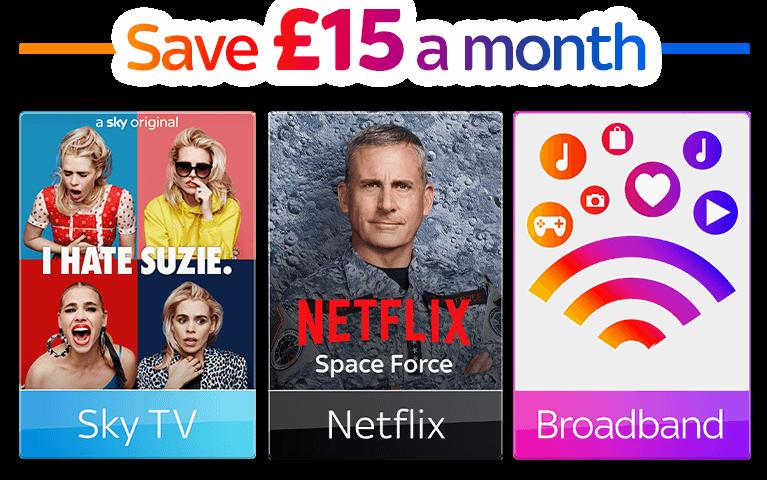 Entertainment + Broadband Offer