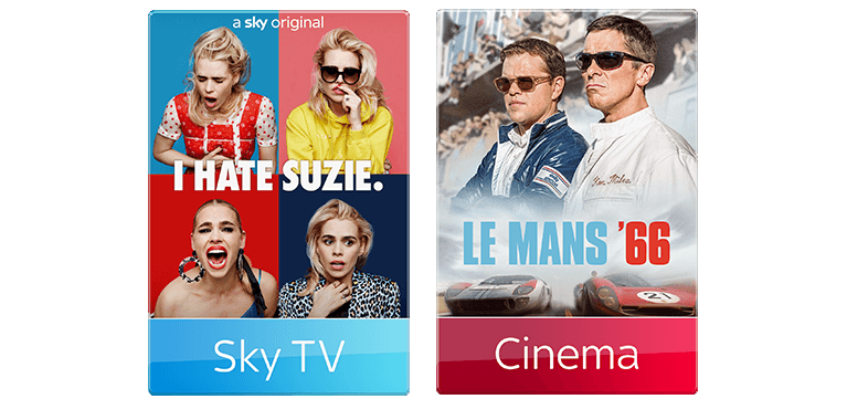 Sky TV & Cinema