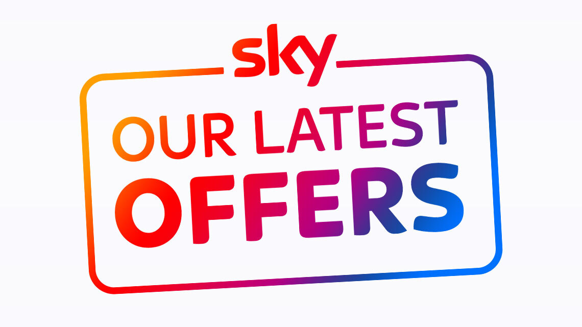 Sky Offers & Deals