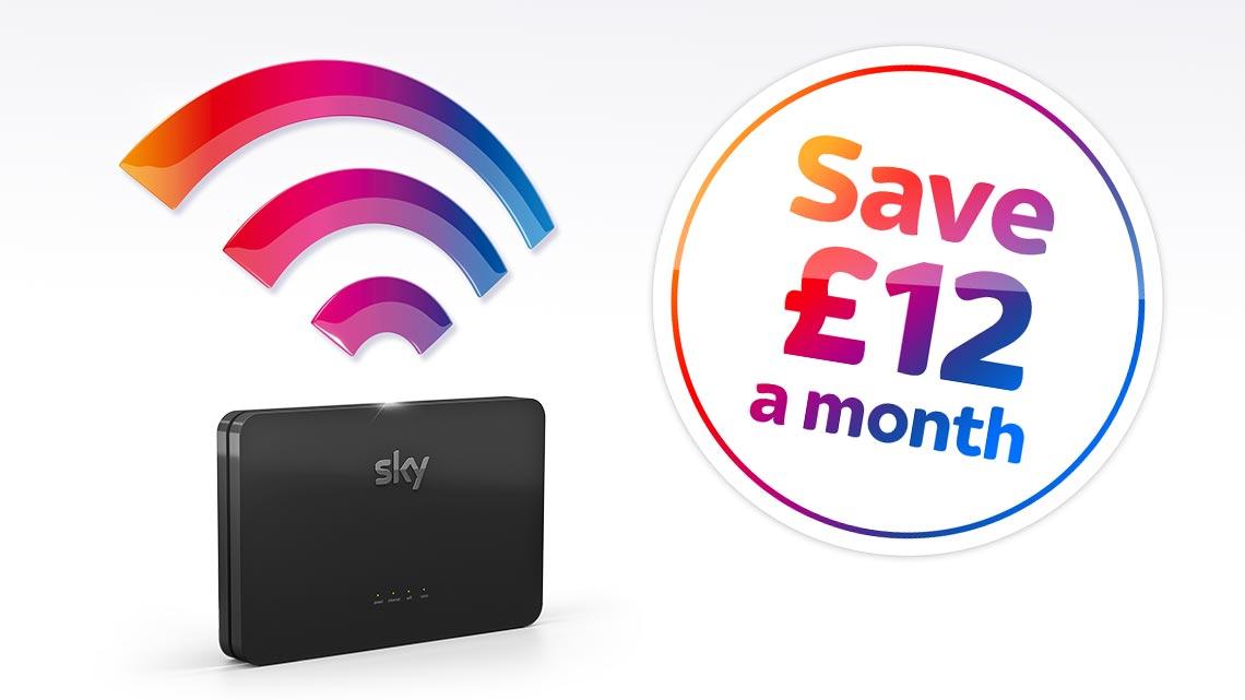 Sky Broadband & Talk