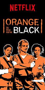 Watch Orange is the new Black on Netflix