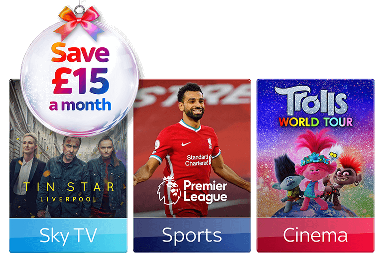 Sky TV & Kids & Cinema